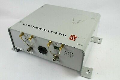 Radio Frequency Systems Bi-Directional Amplifier Model 48930