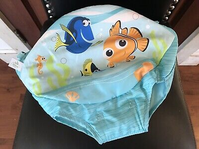 Disney Bright Starts Nemo Walker Seat Cover Sling Replacement Part