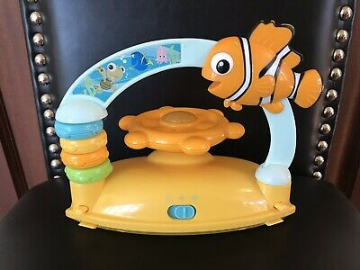 Disney Bright Starts Nemo Walker Music Lights Rings Toy Replacement Part