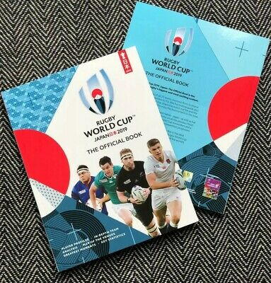 Rugby World Cup 2019 Official Programme Rugby Union!