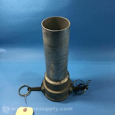 30B Cast Iron Pipe Coupler 7427