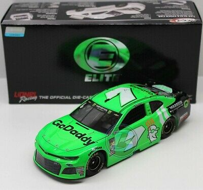 ELITE #7 PM CHEVY NASCAR 2018 * GoDADDY * Danica Patrick - FINAL RIDE - 1:24 lim