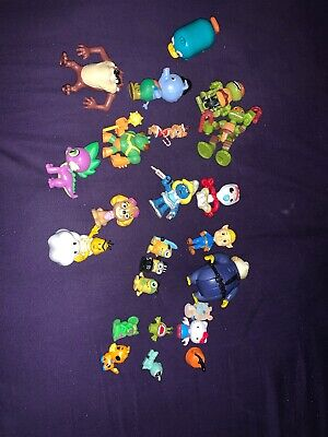 Junk Drawer Lot Boys & Girls Mixed Toys Treasure Box Prize Box Figures 24 Pieces