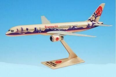 America West Airlines Teamwork Livery Boeing 757-200 Model Passenger Airplane