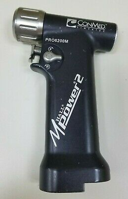 Linvatec/ConMed Pro6200M single trigger modular hand piece-Never used!!!!
