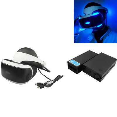 For Sony PlayStation 4 PS4 PSVR Processor CUH-ZVR1 Virtual Reality VR Headset YY