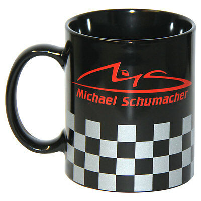 Michael Schumacher Tasse Chequered MS-12-841