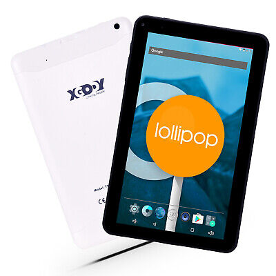 XGODY 7in./9in. HD Android Tablet PC 1+16GB WiFi Quad-core 2xCamera Bluetooth UK