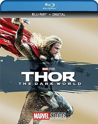 Thor: The Dark Word (Blu Ray)   **SEALED*** FREE SHIPPING ***PLS READ***