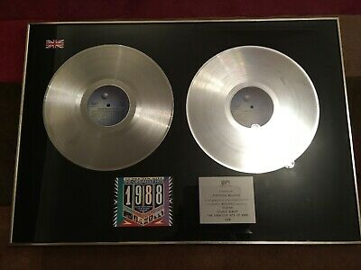 Telstar Greatest Hits Of 1988 Platinum Double Album Collectable