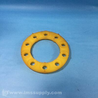 Dodge Poly-Disc Coupling, Size 7, Yellow USIP