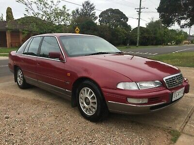 1996 holden statesman auto v6 180kms good condition with rwc and rego