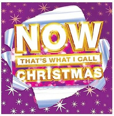 Now That's What I Call Christmas Classic CD 2013 BEST COMPILATION All The Hits!