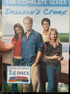 Dawsons Creek: The Complete Series (DVD, 2011, 24-Disc Set)