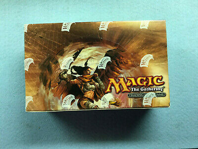 MTG Magic the Gathering Time Spiral English Factory Sealed Booster Box