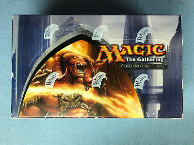 MTG Magic the Gathering Dissension English Factory Sealed Booster Box