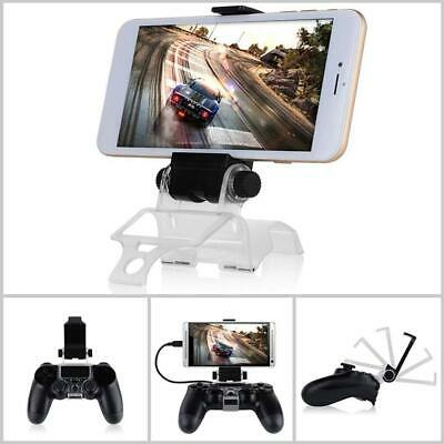 For PS4 Smart Clip Mobile Phone Clamp Holder For Playstation 4 Game Controller A