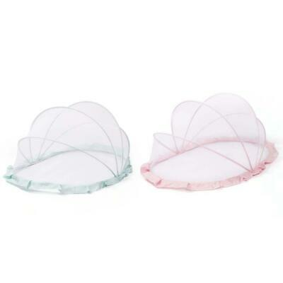 Portable Baby Crib Mosquito Net for Infants Breathable Foldable Cradle Bed #gib