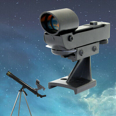 Precise Red Dot Finderscope Aiming Astronomy Telescope Use Adjustable Height