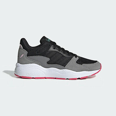Adidas Crazychaos [EF1060] Women Casual Shoes Black/Real Pink