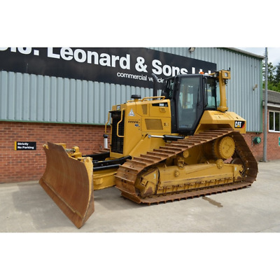 CATERPILLAR D6N LGP Dozer / Year 2017 / Hours 1714