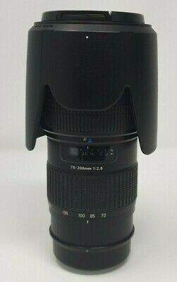 Tamron SP AF Telephoto Zoom 70-200mm f/2.8 Di LD IF MACRO Lens
