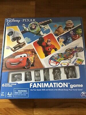 brand new sealed. Disney Pixar fanimation game Incredibles Cars Toy Story Etc