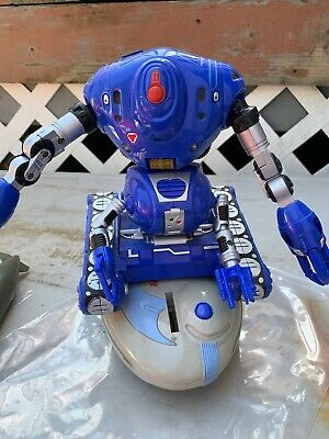LOST IN SPACE ROBOT Electronic Talking Bank 1998 Toy Island K14