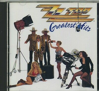 Greatest Hits by ZZ Top (CD, Mar-1992, Warner Bros.) 18 Tracks