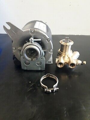 Procon brass pump with carbonator motor with clamp on refurbished and tested.