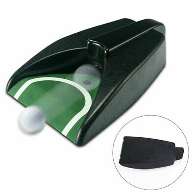 Golf Kick Back Ball Automatic Return Putting Cup Device Indoor Training Aid Tool