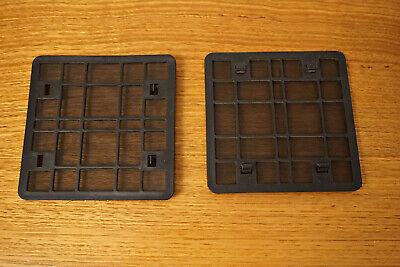 2x Antec Case Computer Mesh Filters 120x120mm - as new