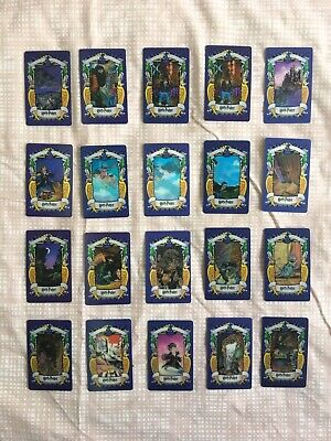 Harry Potter Series 1 Chocolate Frog Cards - Full Set Of 20