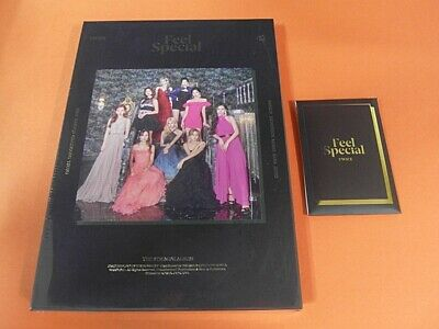 TWICE - Feel Special (C Ver.) CD w/Booklet +6 Photocard+ Pre-Order Benefit K-POP