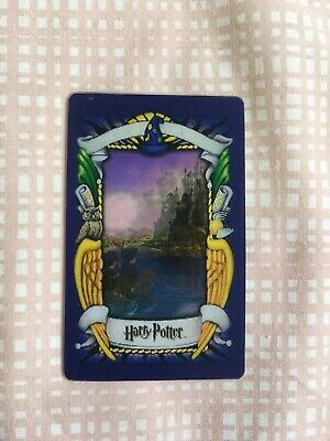 Harry Potter Series 1 Chocolate Frog Card - Hogwarts