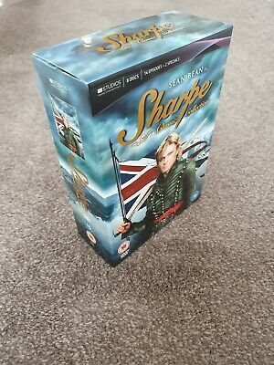 SHARPE CLASSIC COLLECTION dvds. 8 disc box set
