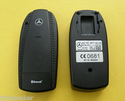 Mercedes Benz HFP Bluetooth Mobile Cradle B67875877 WORKS ON IPHONE BLACKBERRY *