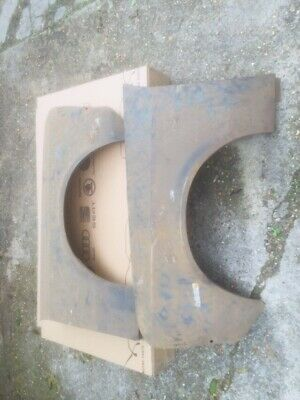 Ford ESCORT MK2 AVO UNDERWING REINFORCEMENT KIT 110MM HOLE