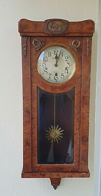 Peerless Westminster Chime Wall Clock For Spares or Repairs
