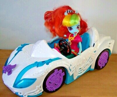 My Little Pony Equestrian Girls -  Convertible Car with Doll