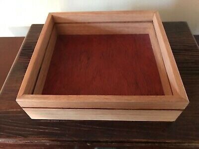 Wood Tray Hand Carved