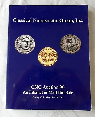 Ancient Greek, Roman, Judaean, Persian & other coin..  big CNG auction 90 - 2012