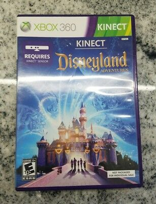 Kinect Disneyland Adventures - Xbox 360 FAST SHIPPING