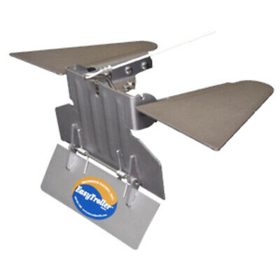 New Ironwood Pacific Outdoors EasyTroller Trolling Plate - Short w/Fins