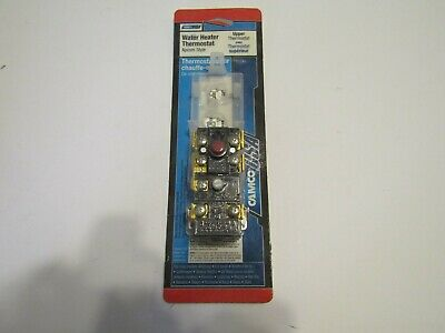 NEW CAMCO 08163 UPPER ELECTRIC WATER HEATER THERMOSTAT 6837504