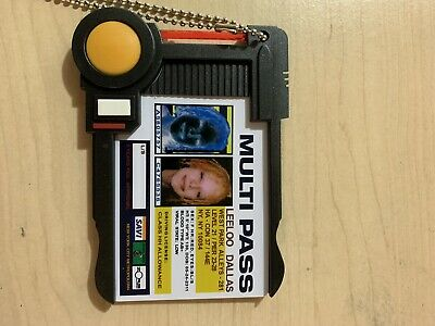 Fifth Element Multi Pass Prop Replica Leeloo Dallas
