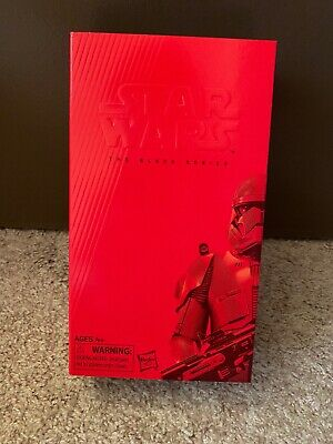 Hasbro Star Wars Black Series Sith Trooper Figure 2019 SDCC Exclusive - New