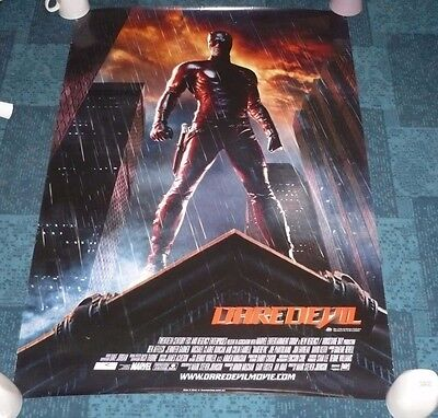Daredevil movie poster