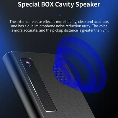 Portable Offline Smart Voice Translator Multi Language Real Time Touch Screen