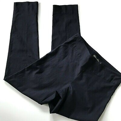 ESTELLE AND FINN Womens Navy Blue Stretch Slim Skinny Pull-On Pants Sz 4